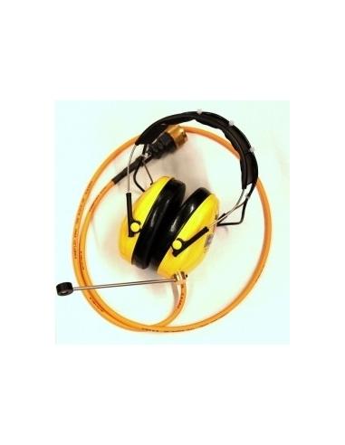 Headset JHT Dyktelefon